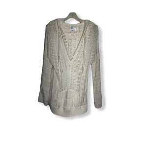 American Eagle Outfitters Hoody Sweater
